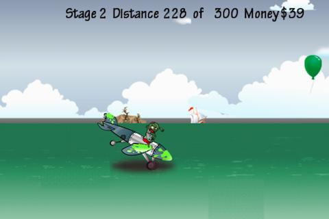 Screenshot Flying Zombies